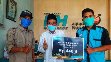 Photo of Ribuan Pejuang Al Qur'an Terima Insentif Senilai Rp. 3 Miliar Di Tengah Pandemi Covid-19