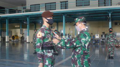 Photo of 10 Hari, Taruna AAL Tingkat IV Korps Teknik Digembleng Lattek Manajemen Logistik