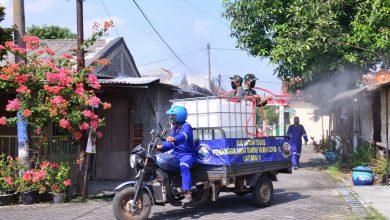Photo of Tetap Semangat Prajurit Lantamal V Terus Berantas Berkembangnya Wabah Covid -19