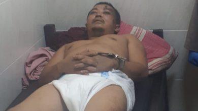 Photo of Sutik Sumberwuluh, Dilumpuhkan Dengan Tima Panas Oleh team Tangguh Polres Lumajang