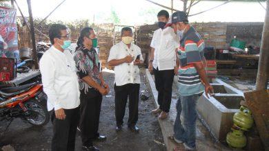 Photo of Hasil Temuan Tim Satgas Pangan Sidak Pasar Dan Distributor Ayam Potong