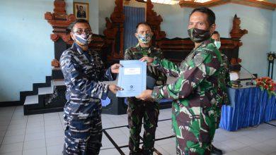 Photo of Optimakan WFH Lanal Denpasar Adakan Lomba Kebersihan Lingkungan Asrama TNI-AL