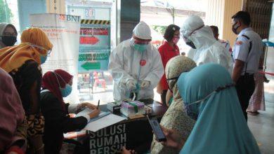 Photo of Rapid Test Bukan Hanya Pengunjung Toko Tapi Semua Pejabat Juga Dilakukan