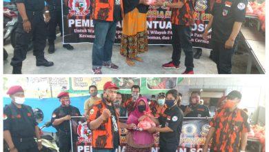 Photo of MPC Pemuda Pancasila Gresik Peduli Covid – 19 Bagikan Sembako 100 Paket Di dua Kecamatan