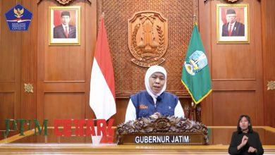 Photo of Kasus OTG Terkonfirmasi Positif COVID-19 di Jatim Naik, Khofifah Minta Warga Jangan Mudik