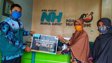 Photo of NH Zakatkita Gelontor Ratusan Juta untuk Program Senyum Hari Raya Guru Al-Qur'an