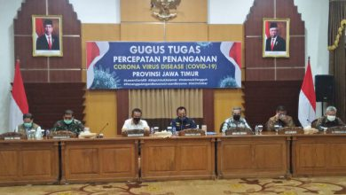 Photo of Lonjakan Kasus Positif Covid 19 naik Drastis, Pemkab Gresik Lanjutkan PSBB Jilid III
