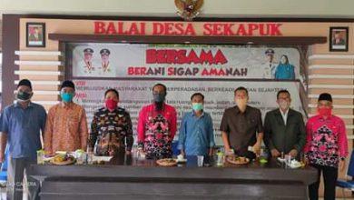 Photo of Enam Anggota DPRD Gresik Kompak Datangi Sekapuk