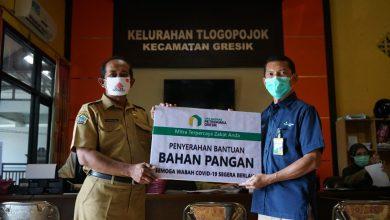 Photo of UPZ Baznas Petrokimia Peduli Covid-19 Salurkan Bantuan Sembako dan Masker