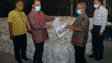 Photo of Sambut Idulfitri 1441 H, SIG Salurkan 64.601 Paket Kebutuhan Pokok