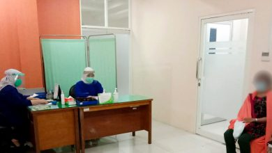 Photo of Sudah Diperiksa Dinkes, Perempuan yang Mengaku Kena Semprot Disinfektan Ternyata Mengidap Penyakit Herpes