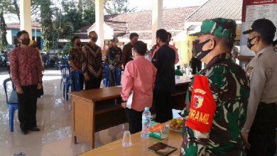 Photo of Danramil Balongpanggang Saksikan Pelantikan 75 Anggota PPS Se Kecamatan Balongpanggang