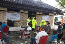 Photo of Pemkot Probolinggo, Polres Kota Dan TNI Berikan Edukasi Dan Sosialisasi Kampung Tangguh Covid – 19