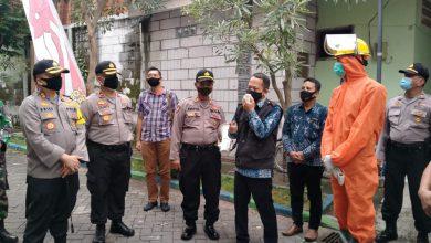 Photo of Kapolres Gresik Resmikan Kampung Tangguh di Sukorejo, Kebomas