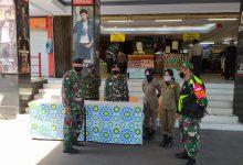 Photo of Dalam Rangka New Normal Prajurit Lanal Malang Dukung Operasi Disiplin Protokol Kesehatan