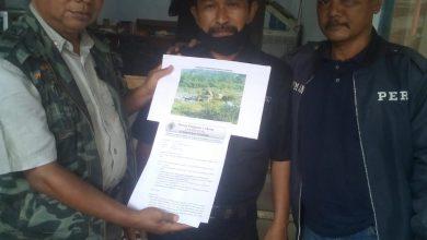 Photo of LSM Kompak Dumas Ke Kapolres Lumajang Atas Bonar Nambang Di Gondoruso