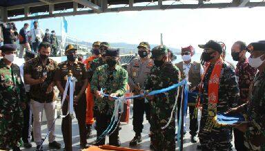 Photo of KAL Rajegwesi II-5-40 Resmi Bergabung Dijajaran Lanal Banyuwangi
