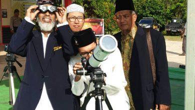 Photo of Jelang Gerhana Matahari Cincin, LFNU Gresik Mengadakan Observasi Di yayasan Tamir Masjid Manyar