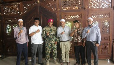 Photo of Komandan Lanal Tegal Hadiri Silahturahmi Kebhinekaan
