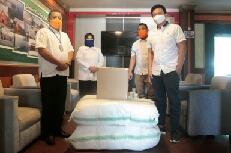 Photo of Perusahaan Garmen Berikan Bantuan APD Pemkot Probolinggo