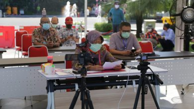 Photo of Wali Kota Risma Dorong Pengurus Tempat Ibadah Disiplin Terapkan Protokol Kesehatan