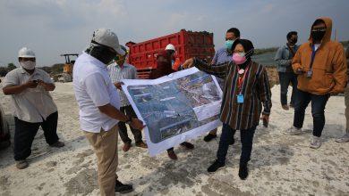 Photo of Meski di Tengah Pandemi, Wali Kota Risma Pantau Pembangunan Akses dan Renovasi GBT