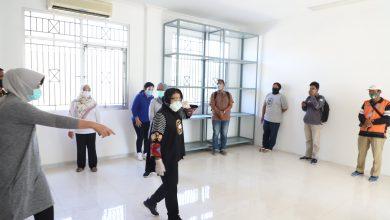 Photo of Wali Kota Risma Perluas Area Rawat Inap Pasien Covid-19 di RSUD BDH