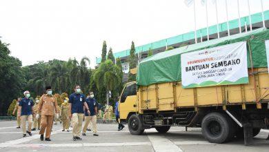 Photo of Satgas Covid -19 BUMN Jatim Salurkan Total 34,88 Miliar