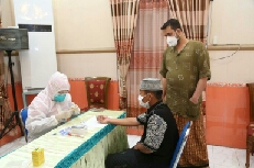 Photo of Pastikan Santri Asal Kota Probolinggo Bebas Covid 19 Pemkot  Gelar Rapid Test