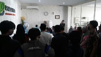 Photo of Ketua DPRD Gresik Keluhkan Biaya Rapid Test Yang Dilakukan Oleh Peserta UTBK 2020