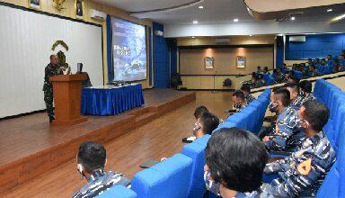 Photo of Jelang Tugas, Capaja AAL Terima Pembekalan Manajemen Risiko