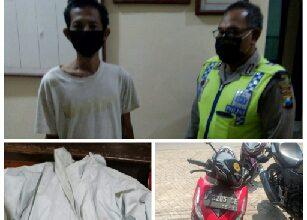 Photo of Aneh Orang Setres Mencuri Sepeda Motor Di Indomaret Munggugianti