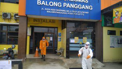 Photo of BPBD Gresik Terus Secara Kontinyu Melaksanakan Penyemprotan Desinfektan