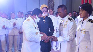 Photo of Lepas Paja Lulusan AAL Angkatan Ke-65, AAL Helat Malam Pengantar Tugas