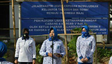 Photo of Kunjungan Kerja Ketua Daerah Jalasenastri Armada Ii Di Lanal Semarang