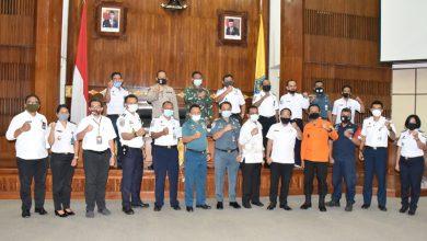 Photo of Guna Terjaganya Stabilitas Politik Hukum Dan Keamanan Di Provinsi Bali Gelar Rakor Penguatan Sistim Keamanan Laut