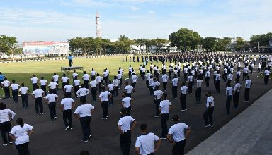 Photo of Perdana Dimasa Pandemi, SKJ 88 dan Sepak Bola Mini Meriahkan Olahraga Bersama Taruna dan Antap AAL