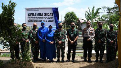 Photo of Lanal Cilacap Terima Kunker Danlantamal V dan Ketua Korcab V DJA II
