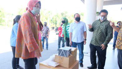 Photo of Terima Bantuan Alat PCR dari PT HM Sampoerna, Wali Kota Risma Instruksikan Segera Dimanfaatkan