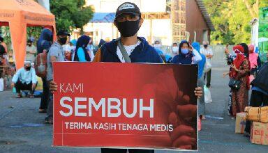 Photo of Test Swab di Surabaya Capai 38.512 Orang, Kesembuhan dalam Tiap Hari Bertambah
