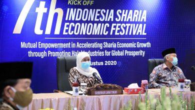 Photo of Jatim Tuan Rumah FESYar 2020, Gubernur Khofifah Harap Jadi Stimulus Pemulihan Ekonomi