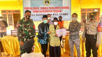 Photo of Demi Lancarnya Penyaluran JPS, Wabup Gresik Lakukan Monetoring di Sejumlah Desa