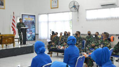 Photo of Dalanal Semarang Sambut Kunker Kadiskumal