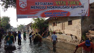 Photo of Kelurahan Jogotrunan BersihKali Temi Libatkan Kepala Dinas Lingkungan Hidup