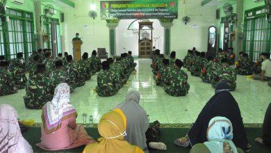 Photo of Kodim 0817/Gresik Peringati Tahun Baru Islam/Hijriah 1442 H/2020 M