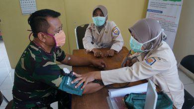 Photo of Prajurit dan PNS Mako Lanal Tegal Laksanakan Urikes Rutin