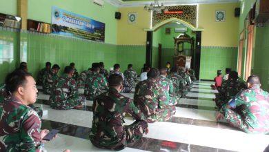 Photo of Komandan Lanal Banyuwangi Cerahkan Prajurit Dengan Memperingati Tahun Baru Islam 1442 H