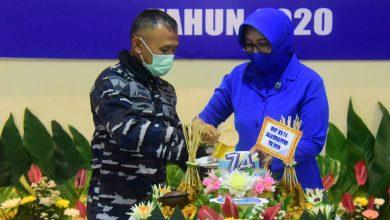 Photo of Sambut HUT Ke – 74 Jalasenastri Korcab V DJA II Laksanakan tasyakuran