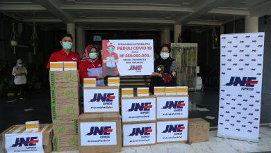Photo of Pemkot Surabaya Terima Bantuan Alkes dari JNE Senilai 250 Juta