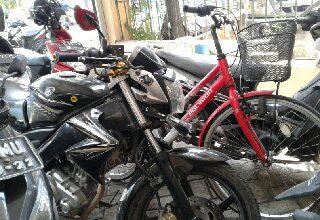 Photo of Laka Lantas Antara Pengendara Sepeda Motor dengan Sepeda Angin
